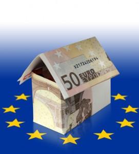 europa euro haus whrung krise solidaritt