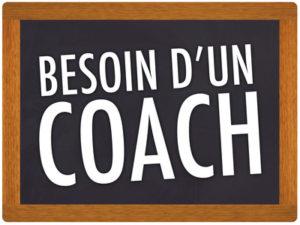 objectif - besoin d'un coach